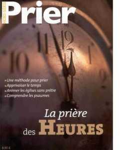 Couv revue Prier