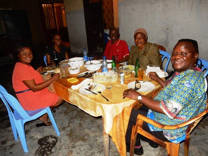 Repas chez PhiPhi