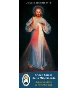 Le Christ Miséricordieux de soeur Faustine